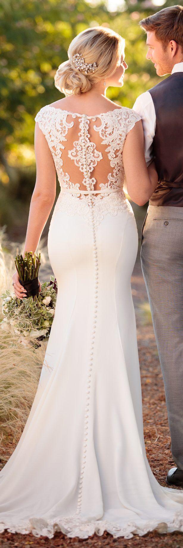Essense of Australia Spring 2017 Bridal Collection