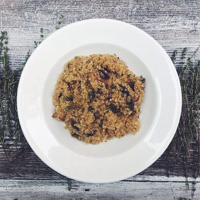 3-Ingredient Quinoa Risotto | 24Karrots Eatery