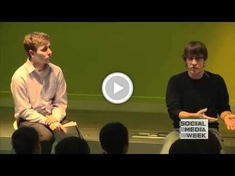 Keynote Interview with CEO of Foursquare Dennis Crowley
