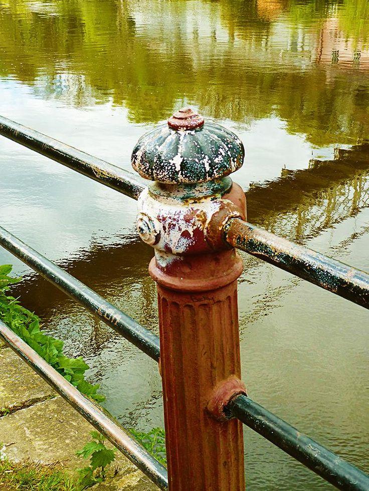 My photo of bridge in Fitzgerald Park, Cork.