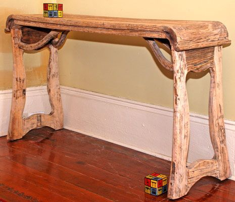 Asian Style Furniture, From China, Altar Table Made From Old Wood