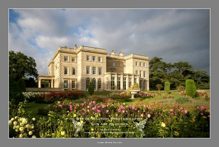 Prestwold Hall, Leicestershire.