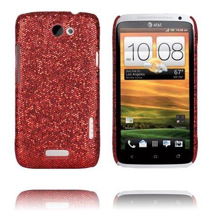 Victoria (Rød) HTC One X Cover
