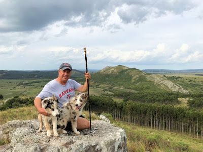 HoneyCreek Australian Shepherds: Faith and Hope in South AmericaThough we have our ...
