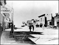 As the Fort Macleod detachment grew in size and importance, the town thrived.