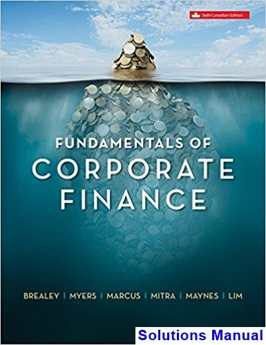 corporate finance solution quiz 1 2016 solutions manual & test bank ( part 1 ) corporate finance solution manuals contain all the answers for all the many questions and exercises.