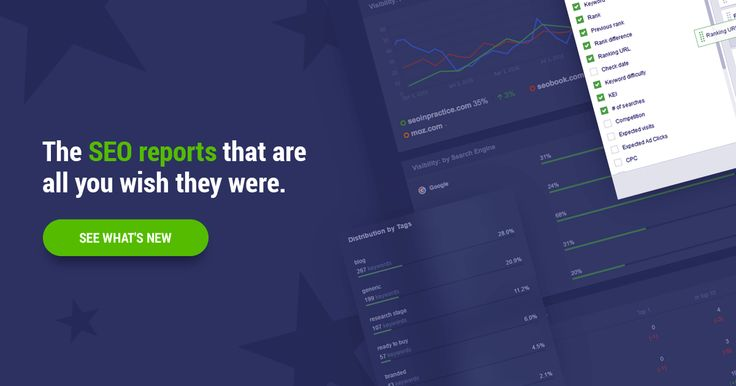 New in SEO PowerSuite: the SEO reports that YOU asked for. http://cstu.io/cc33a5