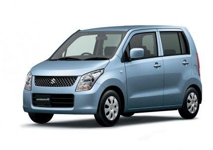 Suzuki Wagon R e Wagon R StingRay