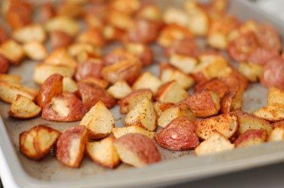 Garlic Roasted Baby Red Potatoes | Tasty Kitchen: A Happy Recipe Community!
