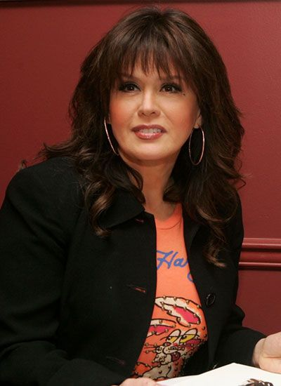 Marie Osmond .
