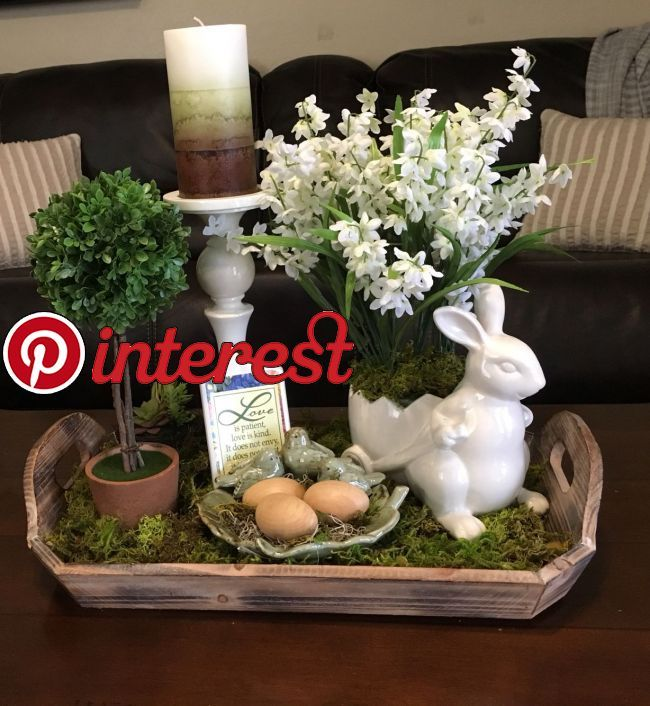 Pin By Theodora Bollinger On Easter In 2019 Pinterest Easter Table Decorating Easter Decorations Dollar Store Easter Centerpieces Easter Table Decorations