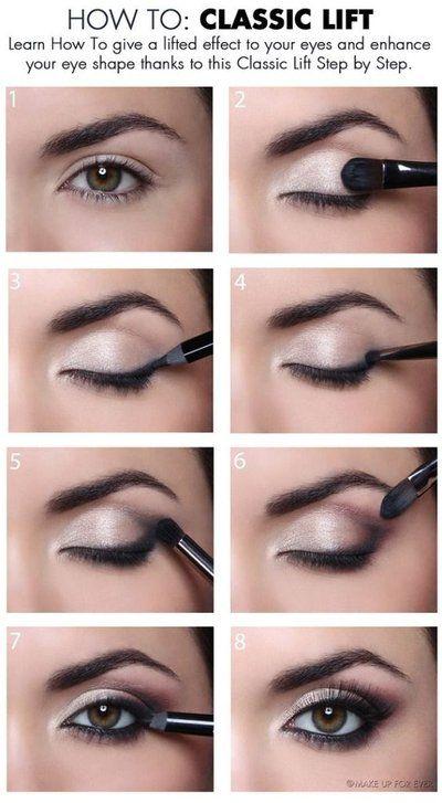 Cudny Makijaż Krok Po Kroku Makeup Pinterest Makeup Eye