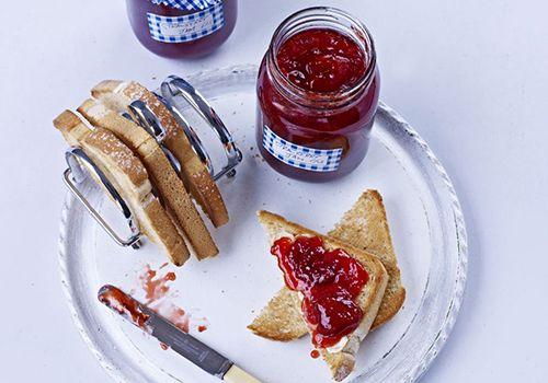 How to make strawberry jam | BBC Good Food