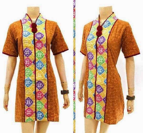 Model Baju Dress Batik Solo   Call Order : 085-959-844-222, 087-835-218-426 Pin BB 23BE5500  Model Baju Dress Batik Solo KODE  Harga Retailer : Rp.230.000.-/pcs