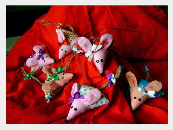 Myšky Levanduľky