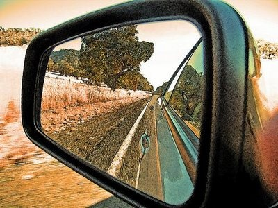Life lessons from the vantage point of the rear-view mirror