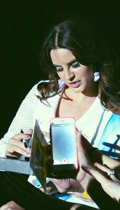 Lana Del Rey in Phoenix #LDR #Endless_Summer_Tour