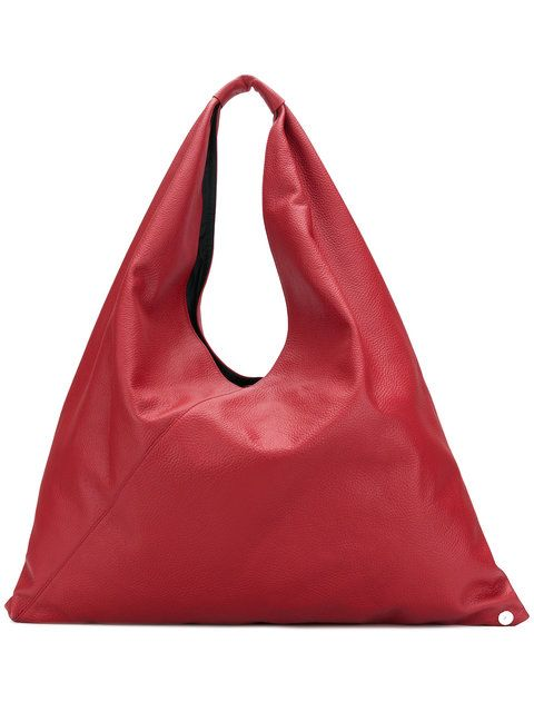 a3c85ac3d644 MM6 MAISON MARGIELA Japanese tote.  mm6maisonmargiela  bags  leather  hand  bags  polyester  tote
