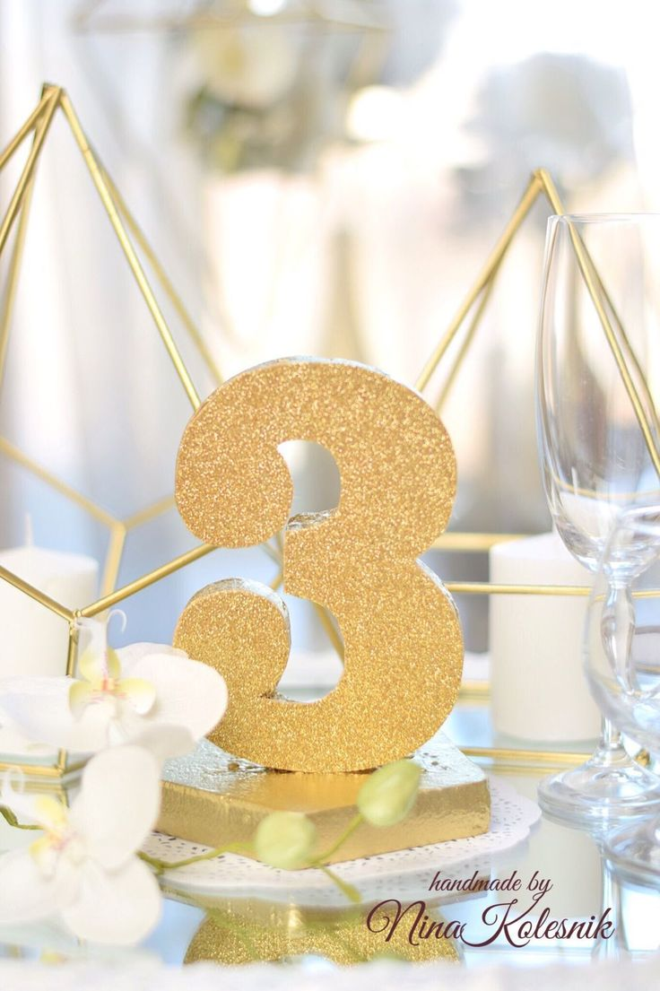 The number plates on the tables for wedding. Place the number plates. Wedding table setting – shop online on Livemaster with shipping