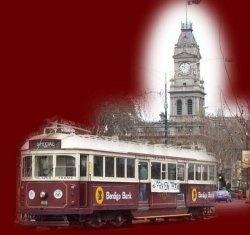 Bendigo tram, Victoria