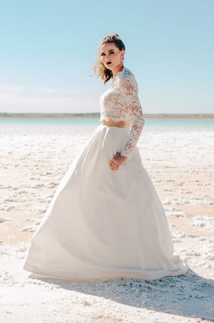 Four Must See Bridal Fashion Trends Lace Detail