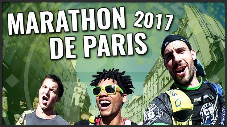 Marathon de Paris 2017 - Du rire, des larmes et du chocolat !!!