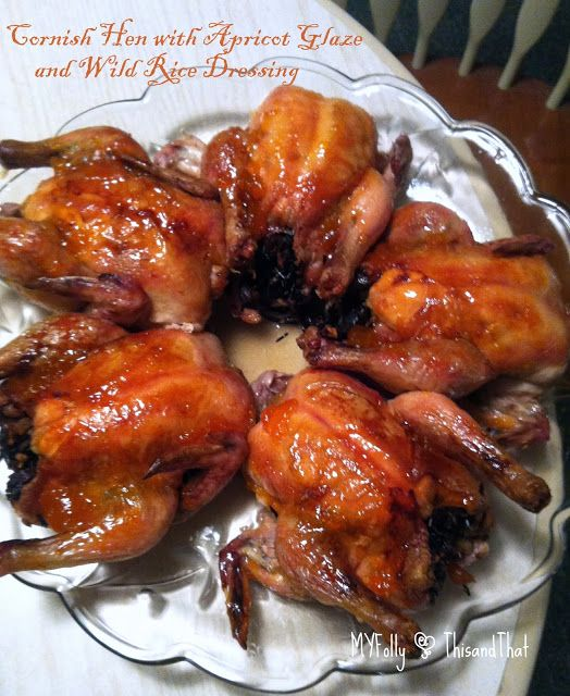 Easy recipe for cooking cornish hens