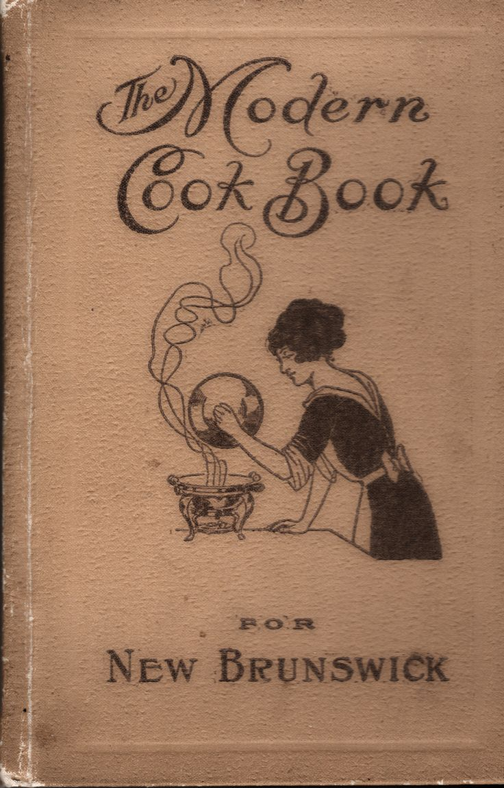 AUTHOR: Published in co-operation with the various Women's Hospital Aids of the Province of New Brunswick and L'Assomption Society of Moncton. COVER: no credit given. PUBLISHER: J. & A. McMillan, St. John YEAR: 1920.