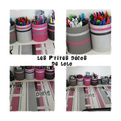 DIY déco chambre ado : avec du papier peint et un peu de fil d'alu