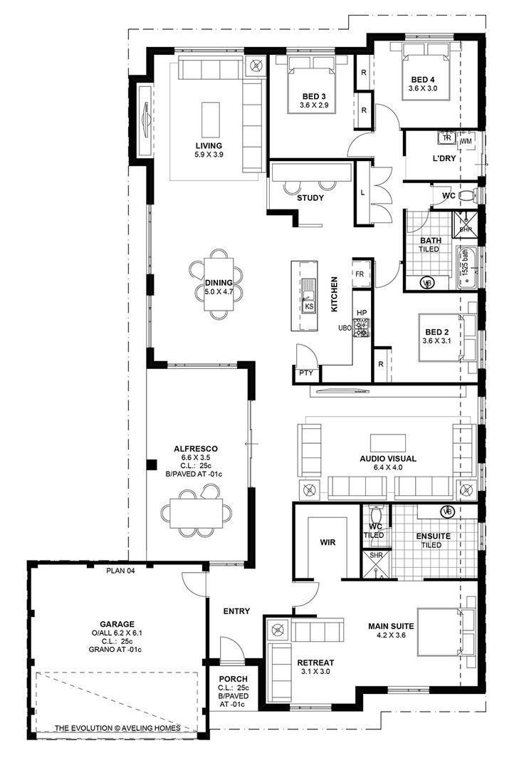 Evolution | Aveling Homes