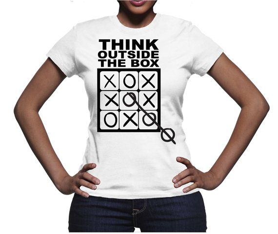 Think outside the BOX by NavFifteen on Etsy