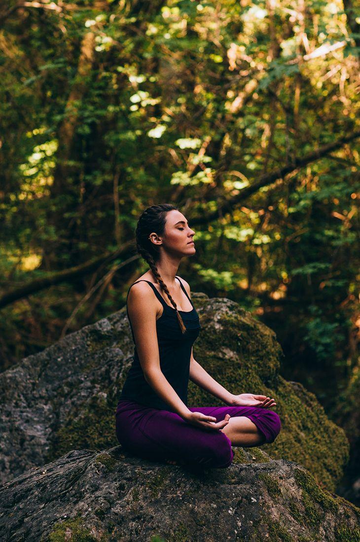 Namaste in nature