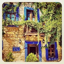 Instagram @Izkiz: Cesme Hotel.