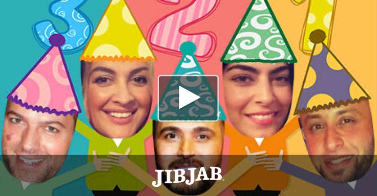 Cast five in a fun-filled New Year's Eve countdown that's ...