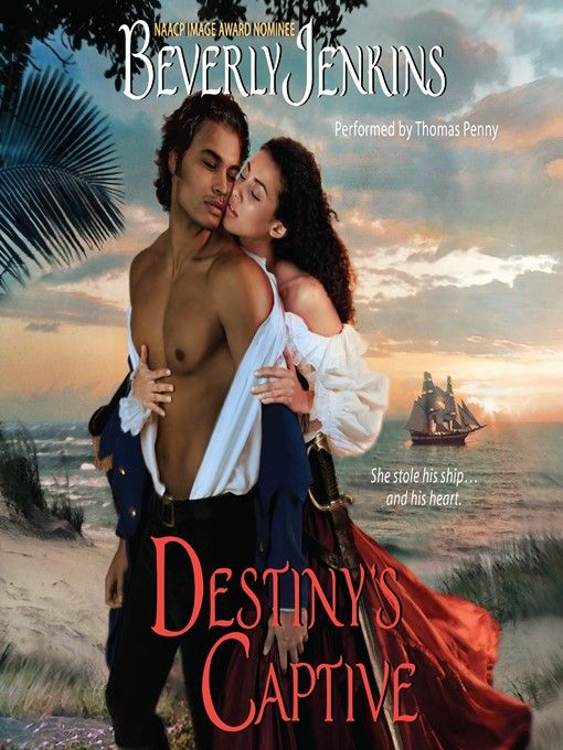 African American Fiction/Romance  Destiny Series, Book 3  by Beverly Jenkins   Rating****