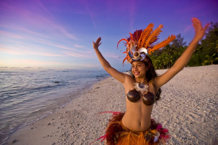 Our beautiful beach and island paradise of Rarotonga, where visitors will find authentic South Pacific Polynesia