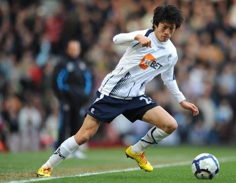 Lee Chung Yong - Bolton Wanderers, Crystal Palace