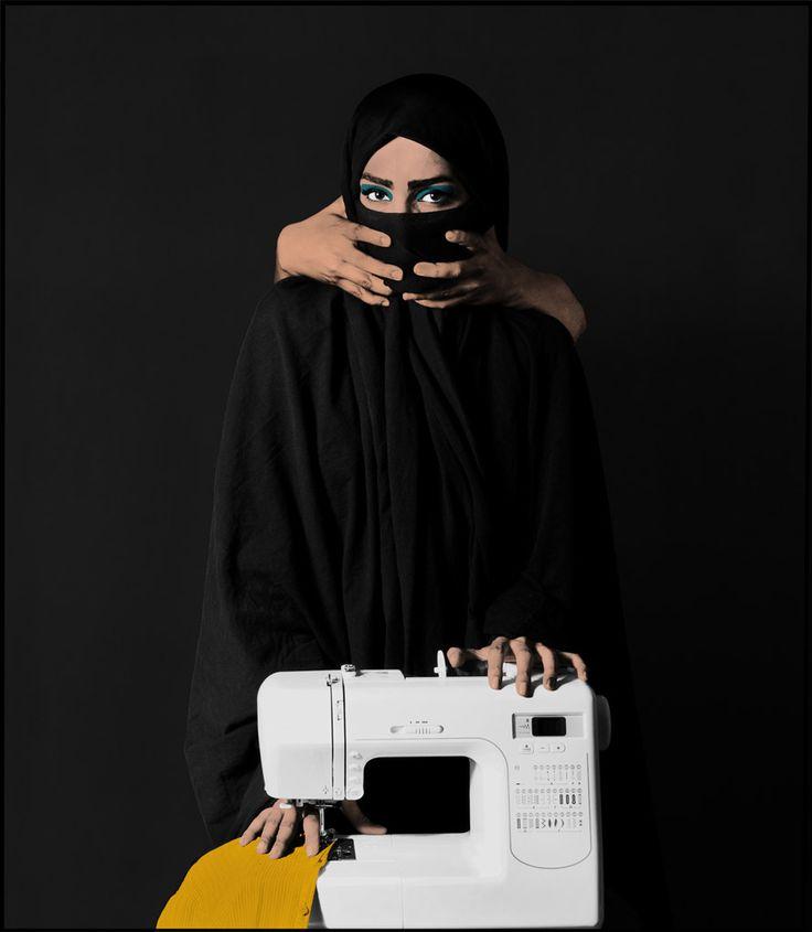 Westoxicated #10 © Hoda Afshar