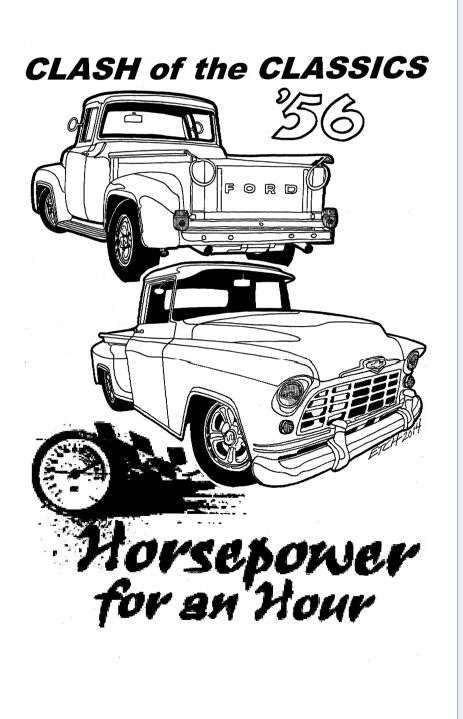 pin by paul on 1956 chevy pickup