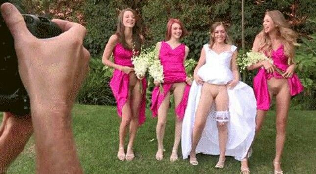 эротика в свадьбе