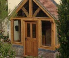 House porch designs uk
