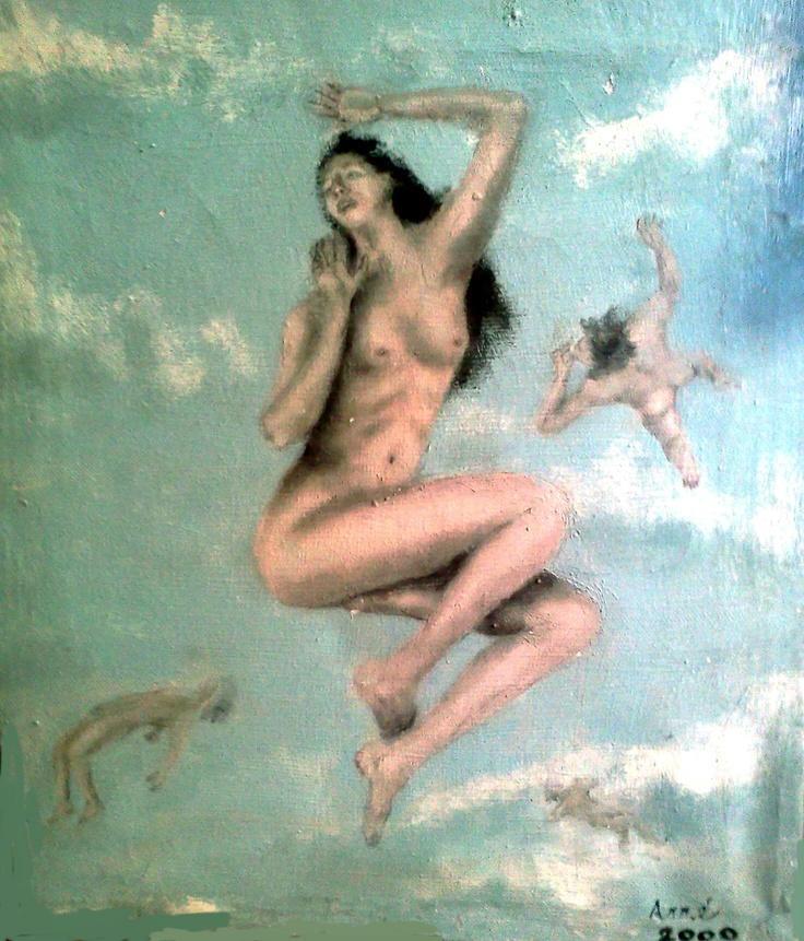 Espíritu flotando (2000)