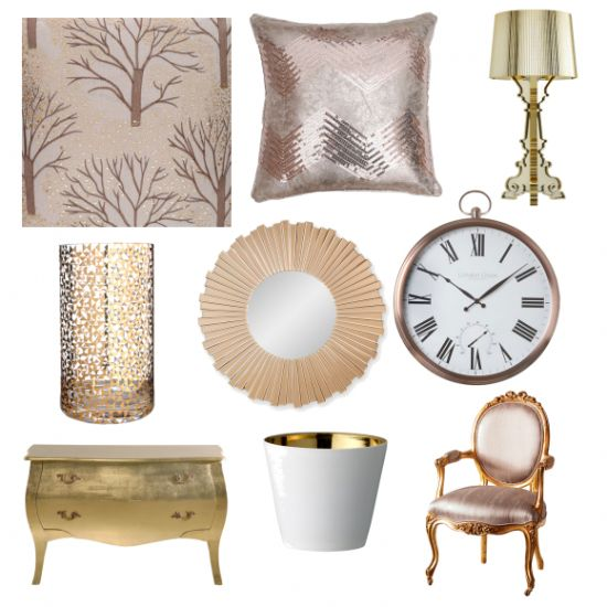 Make your room shimmer with these fab buys