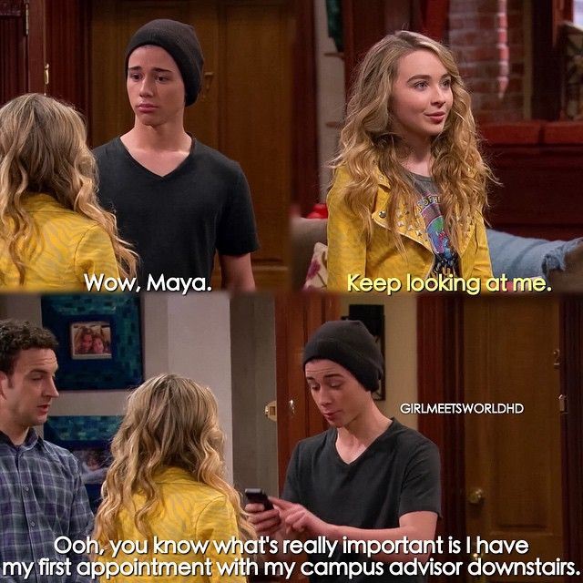 girl meets world mayas mother name 208k55k49 melissa p hart- like her sister, maya- was never noticed by her mother melissa and maya were best friends with riley matthews maya and melissa always looked up to cor girl girlmeetsworld world +9 more walk away(maya x lucas)[slow updates] by huhhurrs walk away(maya x lucas)[ slow updatby.