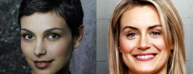 Morena Bacarrin, Taylor Schilling, Jessica De Gouw et d'autres actrices sont pressenties pour le lead féminin dans Deadpool.