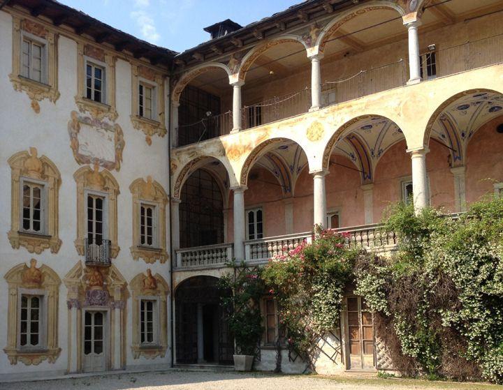 Villa Nigra - Miasino - Lago d'Orta