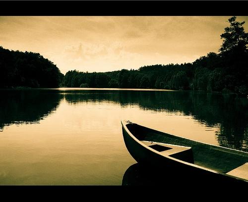 Serenity in Danube Delta