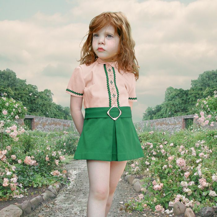 The Rose Garden. Loretta Lux, 2001.