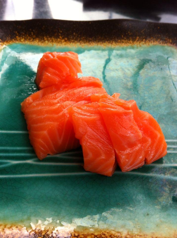Nice Sashimi!