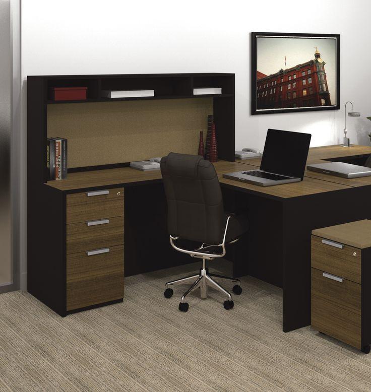 Best 25+ Small l shaped desk ideas on Pinterest | Office desks for ...